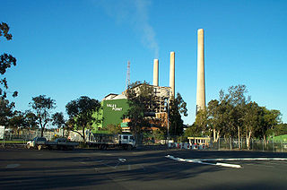 Vales Point, Power Station, NSW, Australia