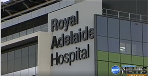Royal Adelaide Hospital, photo.