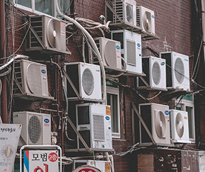 Air conditioners,