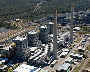 Eraring Coal Plant, NSW. Photo, CSIRO
