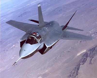 x-35 Jet.