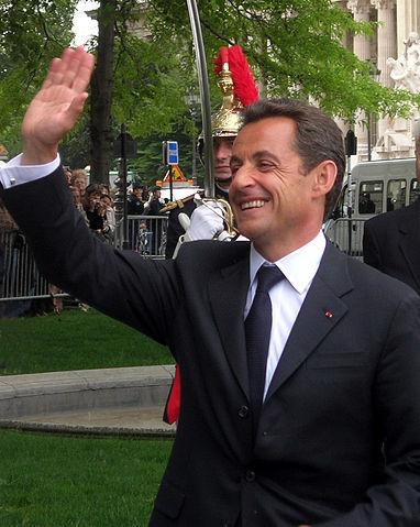 President Nicolas Sarcozy