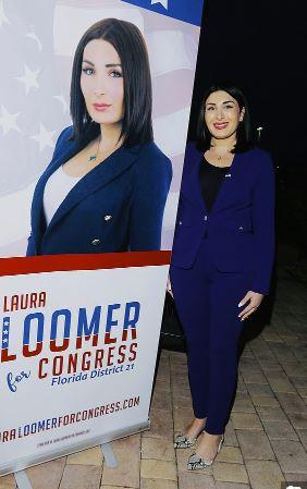 Laura Loomer, USA