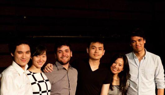 Jun jie zhan   cast   director of taste for love at fordham university