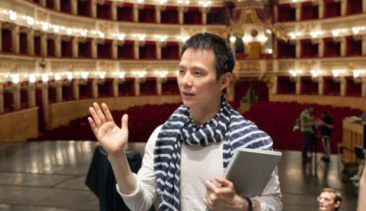 Shen wei san carlo 1 (1) director head shot photo by francesco squeglia