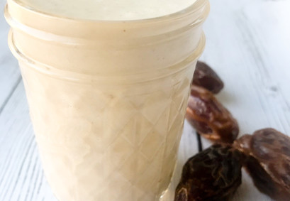 cashew smoothie long