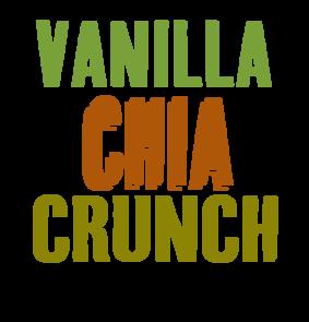 Vanilla Chia Crunch