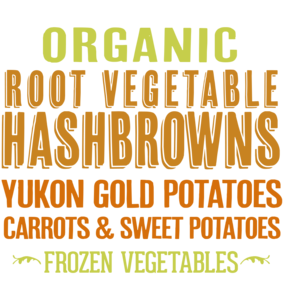 Root Vegetable Hashbrowns