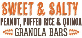 Peanut with Puffed Rice & Quinoa