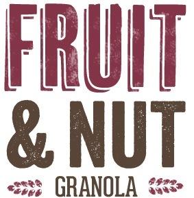 Fruit & Nut Granola