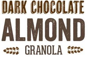 Dark Chocolate Almond Granola