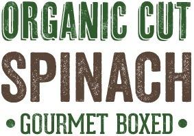 Cut Spinach