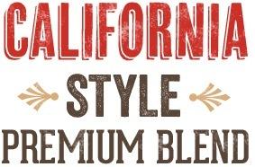California-Style Blend