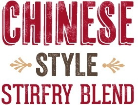Chinese-Style Stirfry Blend