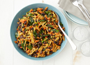 Root Vegetable Hash with Black Beans
