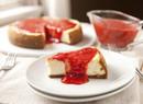 Cascadian Farm Strawberry Glazed Cheesecake