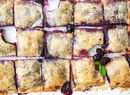 Berry Pie Bites