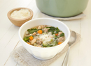 Weeknight Turkey Kale Soup