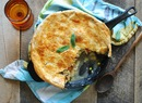 Chicken Veggie Pot Pie