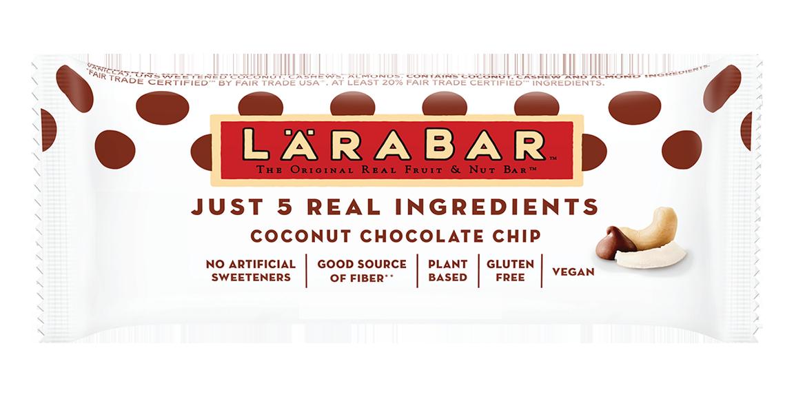 Coconut chocolate chip