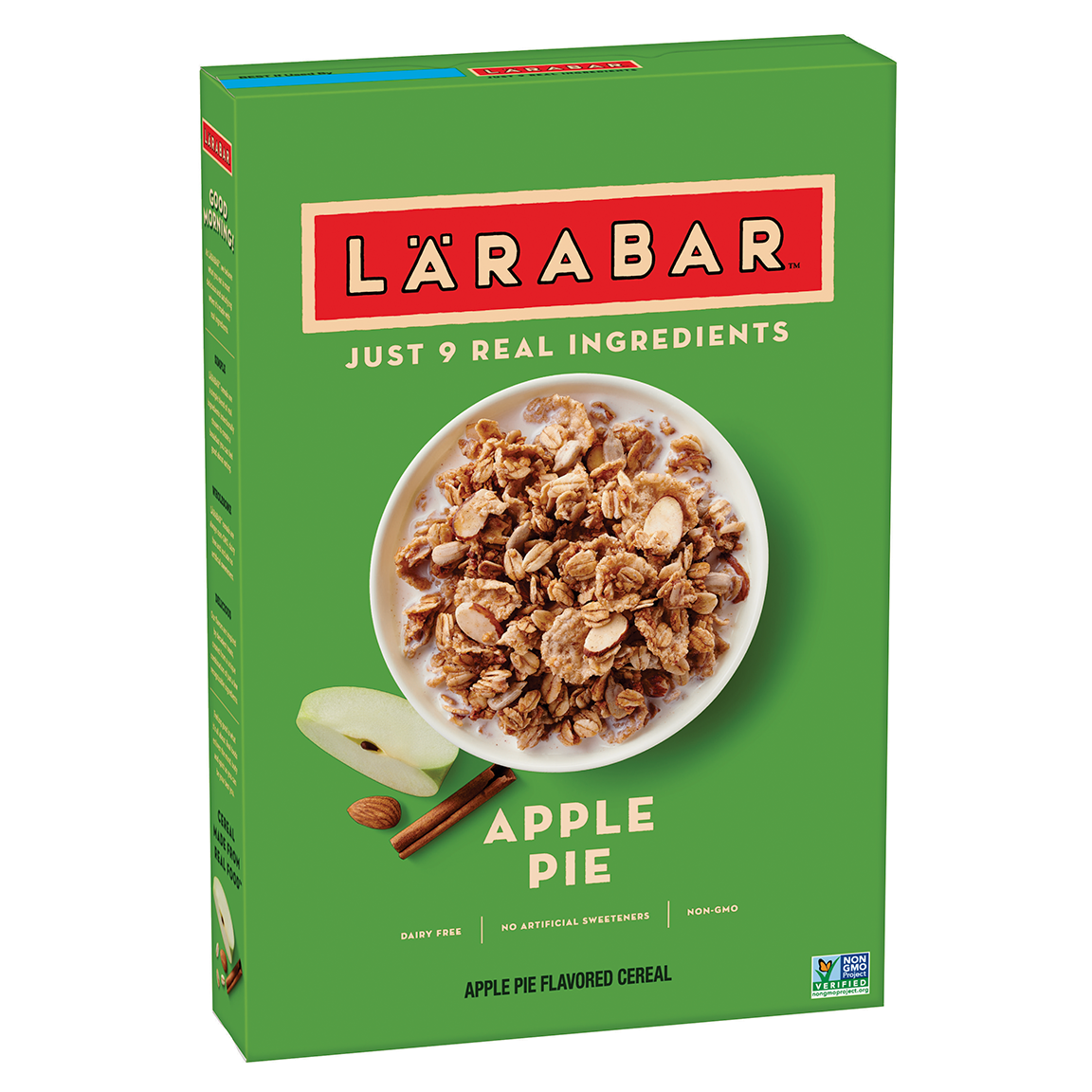 applepiecereal box