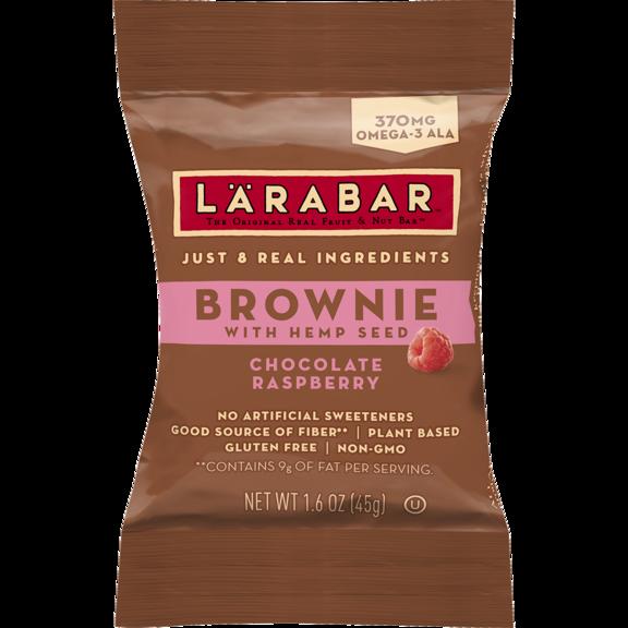 Chocolate Raspberry Brownie