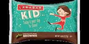 Chocolate mint brownie thm