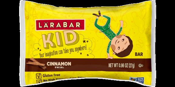 Cinnamon Swirl : Larabar Kid