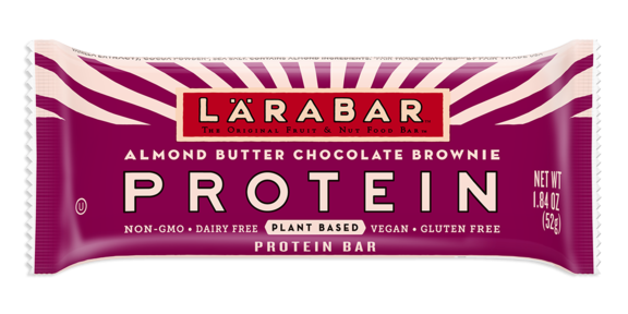 Larabar Protein Almond Butter Chocolate Brownie