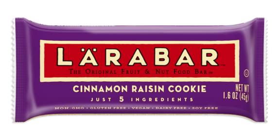 Larabar Cinnamon Raisin Cookie