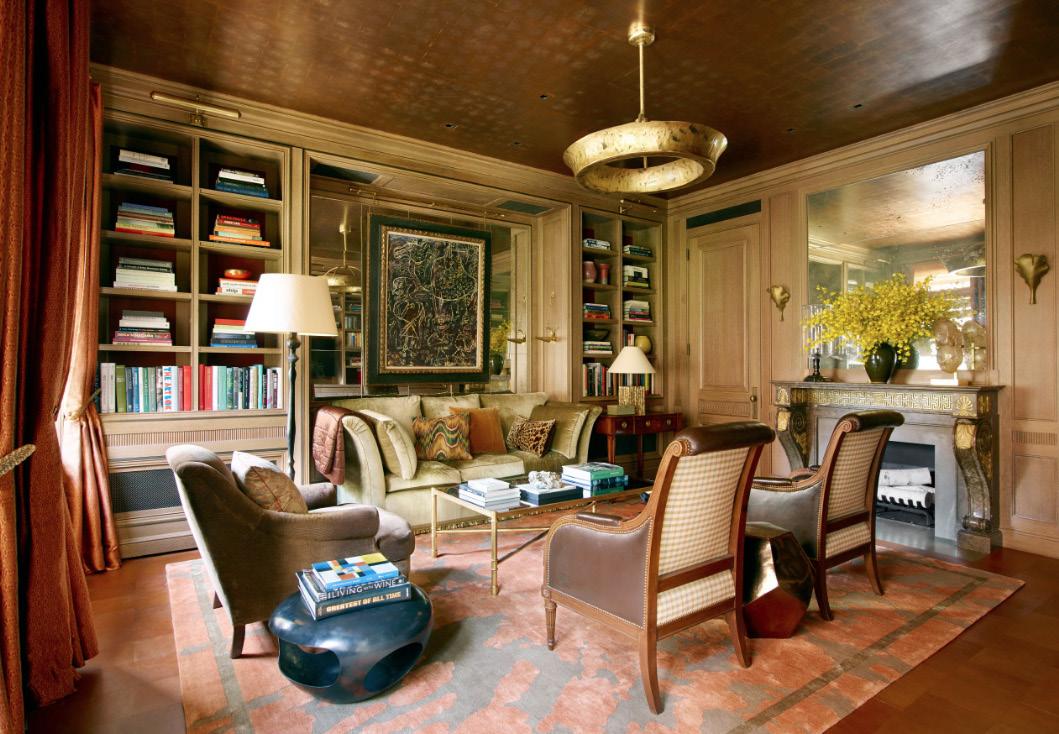 Michael S. Smith Interiors Portfolio