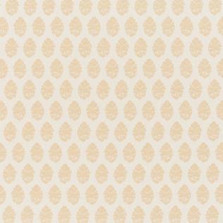 Jasper Performance Fabric inIndian Garden Paisley in Cream