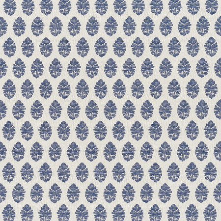Jo 1014 indian garden paisley   indigo