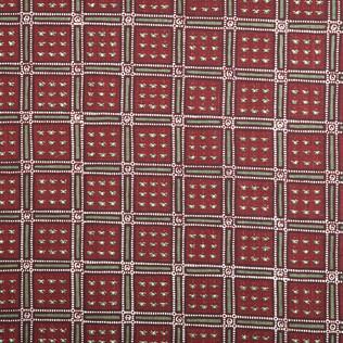Jasper Fabrics in Rockingham in Red