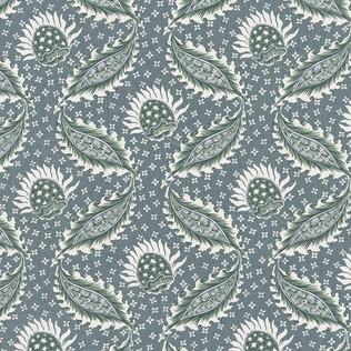 Jasper Fabrics in Remy in Blue/Blue