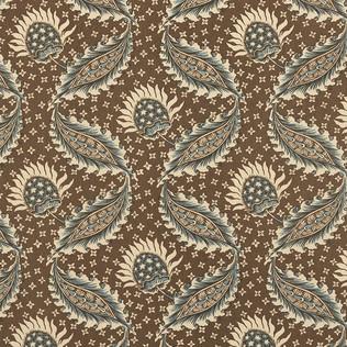 Jasper Fabrics in Remy in Brown