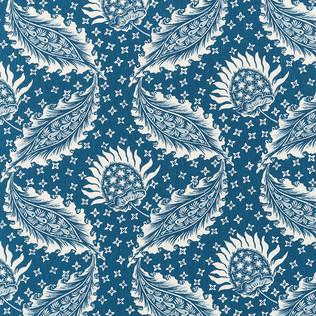 Jasper Fabrics in Remy in Deep Ocean