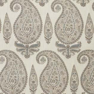 Jasper Fabrics inKashimir - Taupe Teal