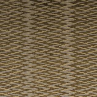 Jasper Fabrics inZig Zag Stripe - Nutmeg