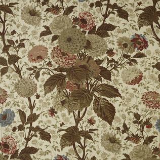 Jasper Fabrics inDahlia - Nightfall
