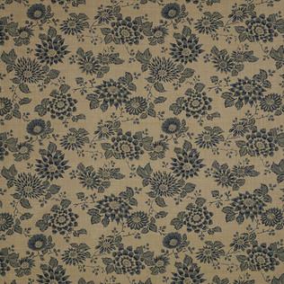 Jasper Fabrics inJapanese Stencil - Blue