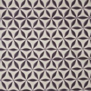 Jasper Fabrics inStar Atlantico - Aubergine