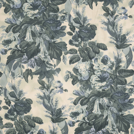 Jasper Fabrics inGrace - Cyan