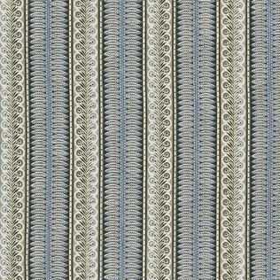 Jasper Fabrics inEastlake - Forest/Blue
