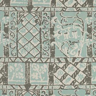 Jasper Fabrics inMoorea - Lagoon