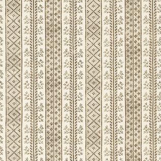 Jasper Fabrics inDutch Stripe - Vison