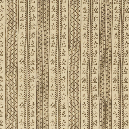 Jp 7167 dutch stripe vison on light tea stain