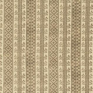 Jasper FabricsDutch Stripe - Vison on Light Tea Stain