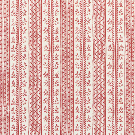 Jasper FabricsDutch Stripe - Red