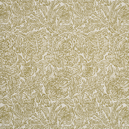 Jp 7210 woodblock flower   olive